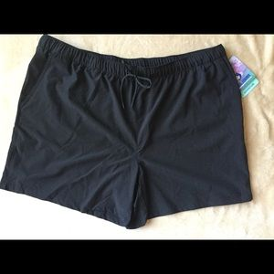 Women's XL Swim Board Shorts